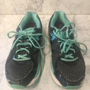 ASICS GT-2000 Women's Running Shoes T550N size 8